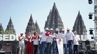 Sebagai ajang silaturahmi, terdapat 3.000 mobil dari berbagai komunitas Daihatsu di seluruh Indonesia yang datang pada acara Sedulur Daihatsu 2019, Sabtu, 3 Agustus 2019 di Yogyakarta.