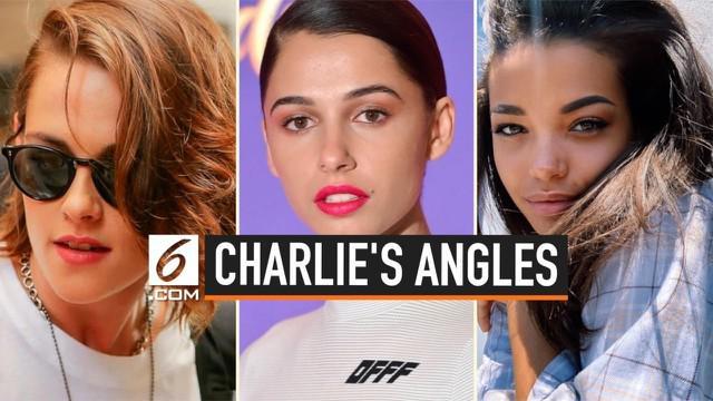 trailer film Charlie's Angels terbaru resmi dirilis. Film ini bakal menampilkan sosok tiga bidadari cantik yang berbeda dari seebelumnya. Siapa saja kah mereka?