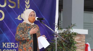 Menaker Ida Resmikan BLK Komunitas Milik Serikat Pekerja