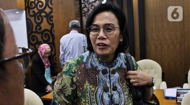 DPR dan Menteri Keuangan Bahas RUU Prioritas 2020