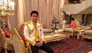 Pangeran Abdul Mateen (Instagram/@tmski)
