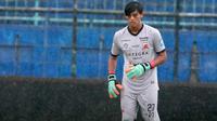 Kiper Madura United, M. Rizki KA. (Dok. Madura United)