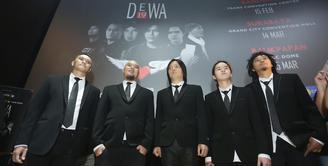 Dewa 19. (Bambang E Ros/Fimela.com)