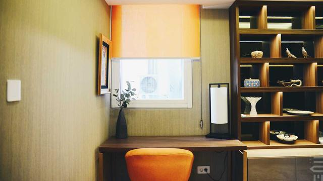 Desain Interior Apartemen Morden yang Berkelas