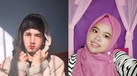 Rio Ramadhan dan Kekeyi (Sumber: Instagram/riooramadhn)