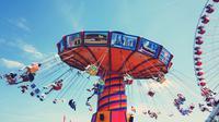 Ada rencana liburan sama teman-teman atau keluarga? Jangan lupa mampir ke lima taman bermain terbaik yang ada di Asia ini!