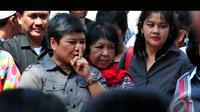 Ketua Komisi IX DPR RI, Ribka Tjiptaning, mengaku siap untuk menjadi menteri kesehatan di bawah pemerintahan presiden terpilih yang baru, Jakarta, Selasa (29/7/2014) (Liputan6.com/Johan Tallo)