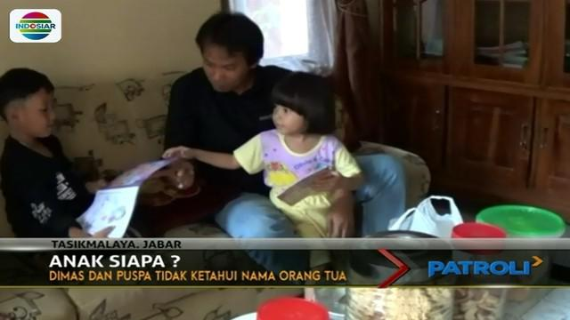 Lincah dan pintar, namun kakak beradik ini malah dibuang orangtuanya sendiri, dengan menyertakan sepucuk surat dan uang tunai Rp 150 ribu.