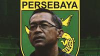 Persebaya Surabaya - Aji Santoso (Bola.com/Adreanus Titus)