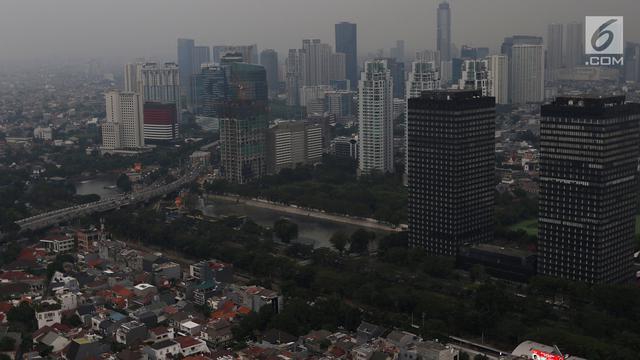Kualitas Udara Jakarta Semakin Buruk