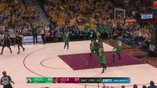 Berita video game recap NBA 2017-2018 antara Cleveland Cavaliers melawan Boston Celtics dengan skor 111-102.