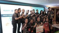 BNI dan ITB Gelar Ultra Marathon 200 KM dari Jakarta ke Bandung (ist)