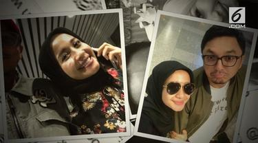 Suami Laudya Cynthia Bella, Engku Emran mengunggah foto Bella tanpa menggunakan jilbab.