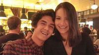 Al Ghazali dan Alyssa Daguise [foto: instagram/alghazali7]