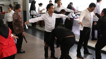 1.337 Peserta Tidak Hadiri Tes SKD CPNS 2021 di Pemprov Sulawesi Selatan