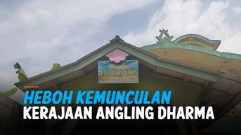 VIDEO: Setelah Sunda Empire, Kini Muncul Kerajaan Angling Dharma di Pandeglang