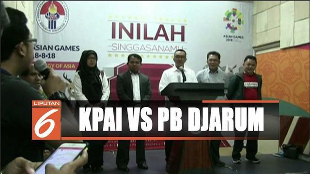 Berkat mediasi Kemenpora, KPAI dan PB Djarum sepakat melanjutkan audisi bulutangkis dengan berberapa catatan.
