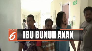 Dewi Regina mengakui semua perbuatannya. Regina telah dipindahkan ke Rumah Sakit Bhayangakara Titus Uly Kupang.