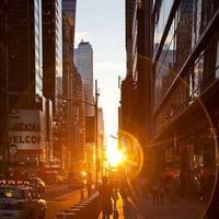 Manhattan, New York, Amerika Serikat. (Pinterest)