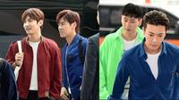 TVXQ dan Super Junior ( AsiaToday.co.kr)