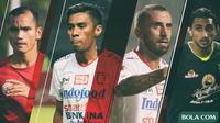 Trivia - Ulasan Raja Asssist Di Awal Liga 1 2020 (Bola.com/Adreanus Titus)