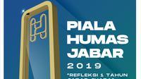 Piala Humas Jabar 2019.