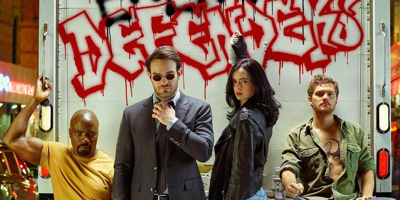 Serial The Defenders besutan Netflix dan Marvel. (cbr.com)