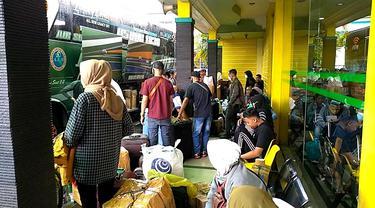 Pool Bus ALS di Medan