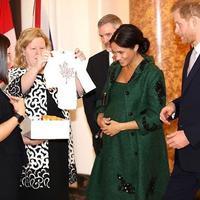 Intip hadiah menggemaskan anak Meghan Markle dari merek lokal Kanada (Foto: Instagram/keepingupwiththedukeandduchess)