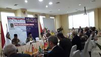 Sejumlah dubes dari negara di Eropa bertemu dengan PKS. (Muhammad Genantan Saputra/Merdeka.com)