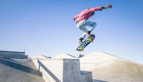 Ilustrasi skateboard (Shutterstock)