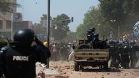 Kekerasan semakin meluas di Burkina Faso, setelah konflik berkepanjangan selama setahun terakhir (AP Photo)