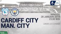 FA_Cardiff City Vs Manchester City (Bola.com/Adreanus Titus)