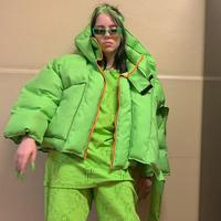 Billie Eilish (dok. Instagram @billieeilish/https://www.instagram.com/p/BzujTe7lmeK/Putu Elmira)