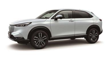 Honda HR-V Terbaru dibekali mesin hybrid dan Honda Sensing (Honda)