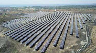 Taman Panel Surya di Indonesia Timur