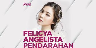 Felicya Angelista Alami Pendarahan dan Dirawat di Rumah Sakit