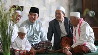 Menpora Imam Nahrawi menghadiri peringatan Maulid Nabi Muhammad SAW, di Masjid An Nur, Kedungcangkring, Jabon, Sidoarjo, Jawa Timur, Selasa (20/11).(foto:putra/kemenpora.go.id)