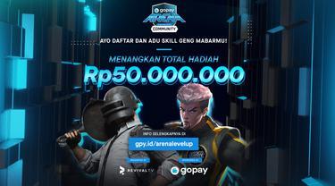 Turnamen gim Gopay