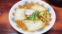 Chuka soba dari Restoran Ide Shoten, Wakayama, disebut sebagai ramen terlezat se-Jepang. (dok. visitwakayama.jp/Dinny Mutiah)