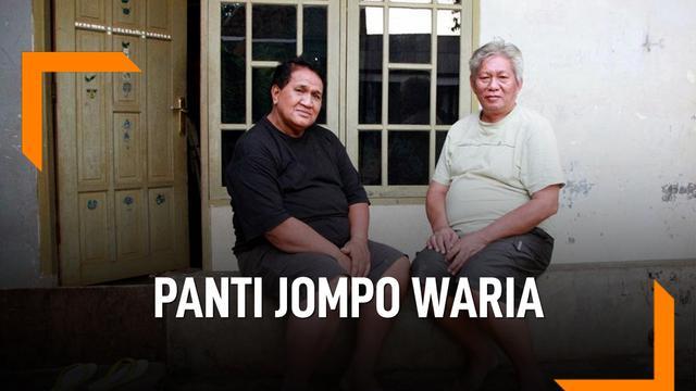 Ada Panti Jompo Waria di Indonesia, Pertama di Dunia