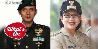 Yuk, kenalan dengan Agus Harimurti dan Sylviana Murni yang mencalonkan diri jadi Gubernur Jakarta 2017