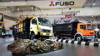 Mitsubishi Fuso tampilkan 10 truk berkarakter di GIIAS