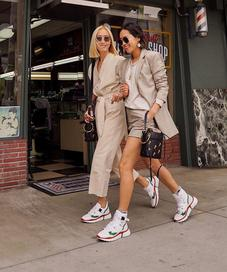 Chloe's Sonnie Sneakers - Photo:@songofstyle