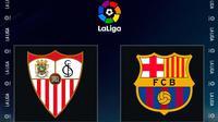 La Liga - Sevilla Vs Barcelona (Bola.com/Adreanus Titus)