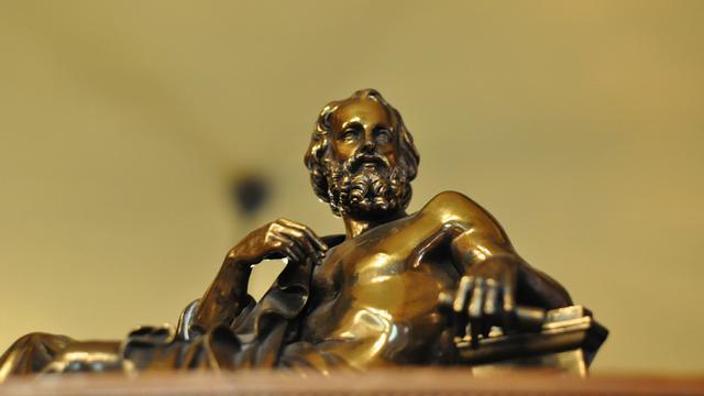 Ilustrasi Plato