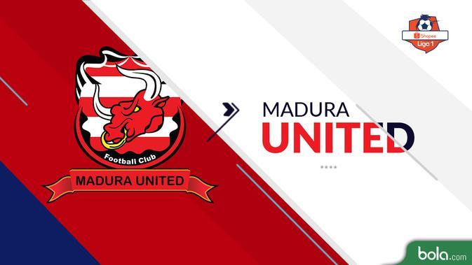 Madura United Shopee Liga 1 2019 (Bola.com/Adreanus Titus)