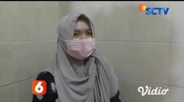 Keluarga salah satu anak buah kapal (ABK) KRI Nanggala 402, Serda Mes Guntur Ari Prasetyo menggelar doa bersama di rumahnya di kawasan Wonokromo, Surabaya, Kamis (22/4).