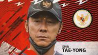 Timnas Indonesia - Shin Tae-yong (Bola.com/Adreanus Titus)