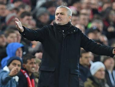 Capaian Buruk Mourinho Saat Melatih Manchester United
